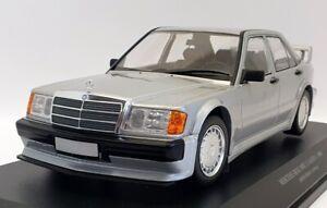 Minichamps-Escala-1-18-155-036001-1989-Mercedes-Benz-190E-2-5-16-Evo-1-Plata
