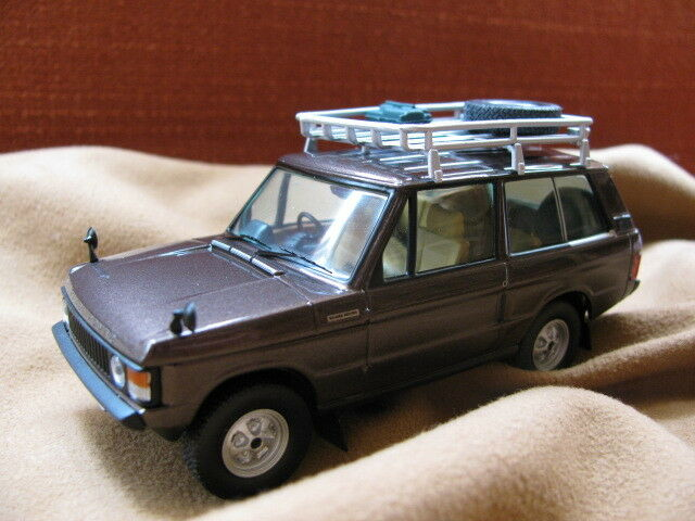 1/43 Range Rover Classic diecast  dealer version one of 480pcs
