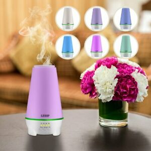 Aroma-Diffuser-Electric-Ultrasonic-Mist-Humidifier-Purifier-7-Colors-LED-CR