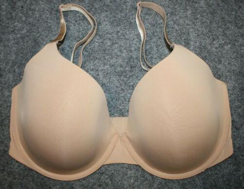 Victoria/'s Secret T-Shirt Lightly Lined Demi Bra BEIGE