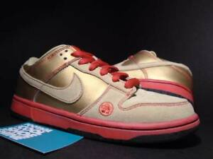 separation shoes ae0a2 4292d Image is loading Nike-Dunk-Low-Pro-SB-MONEY-LUCKY-CATS-