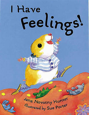 I Have Feelings-ExLibrary