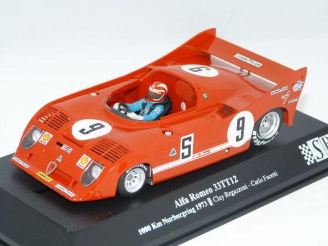 Slot Racing Company 00802 Alfa Romeo 33TT12 Nurburgring 1973 1/32 SRC00802