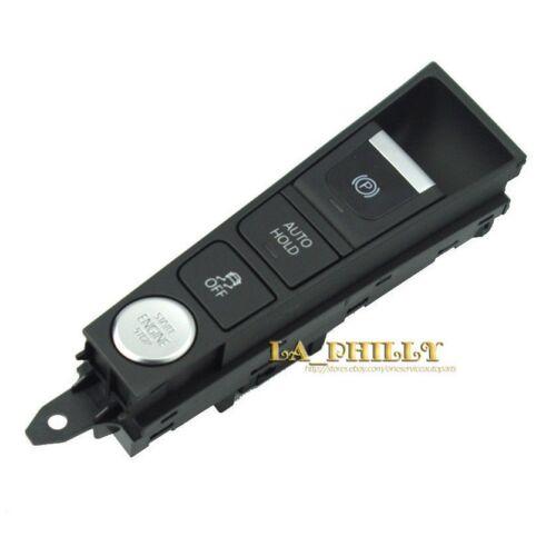 Left Console Switch Engine Start Stop ESP EBP AUTO HOLD For VW Passat-EU B7 CC
