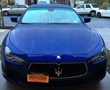 Maserati Ghibli NO HOLES License Plate Bracket