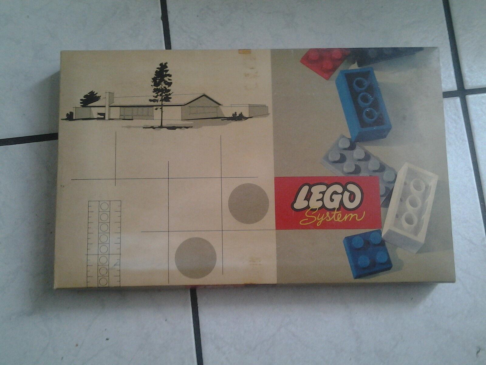 Lego  Packung Packung Packung aus den 50 60 er Jahren- Nr.752   Hobby+Modellbau alt-super b79e43