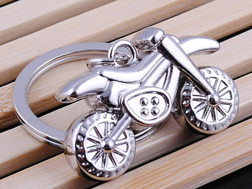 HJ025 Y Motorcycle Keyring Classic 3D Pendant KeyChain Bag Creative Gift Country