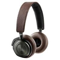 Bang & Olufsen On-Ear 3.5mm Wireless Bluetooth Headphones (Gray Hazel) - Manufacturer Refurbished