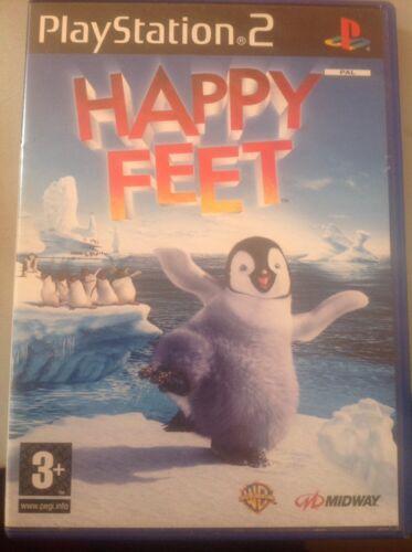 1 of 1 - Happy Feet (Sony PlayStation 2, 2006) PS2