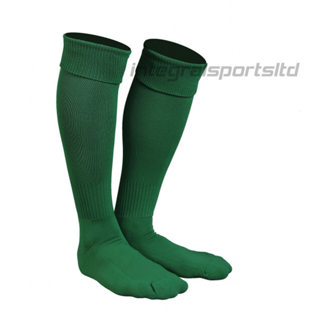 Mitre Football Socks Large Boys/Youth Unisex UK Size 3-6 Plain Sports Kit Sock