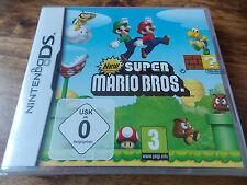 jeu CULTE NEUF sous BLISTER * NEW SUPER MARIO BROS * pour DS DSI 2DS 3DS 3DS XL