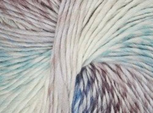 CLECKHEATON CALIFORNIA 8 PLY WOOL 100G BALL BASTILLE BLUE #6569