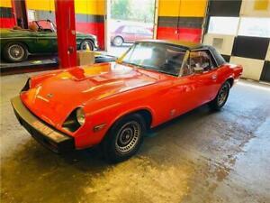 1974 jenson-healey Roadster