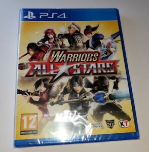 Warriors-All-Stars-PS4-New-Sealed-UK-PAL-Version-Game-Sony-PlayStation-4-Dynasty