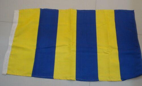 "Naval Signal Flag Nautical // Boat LARGE FLAG Marine Code G 16/"" X 28/"""