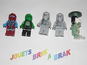 LEGO-Minifig-figurine-personnage-Ninjago-Ninja-Go-ninja-go-choose-model-KG-08