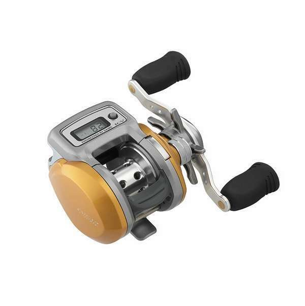 Daiwa adicv 15 Accudepth IC linecounter Cocherete 6.31 3+1BB 10lb150yd