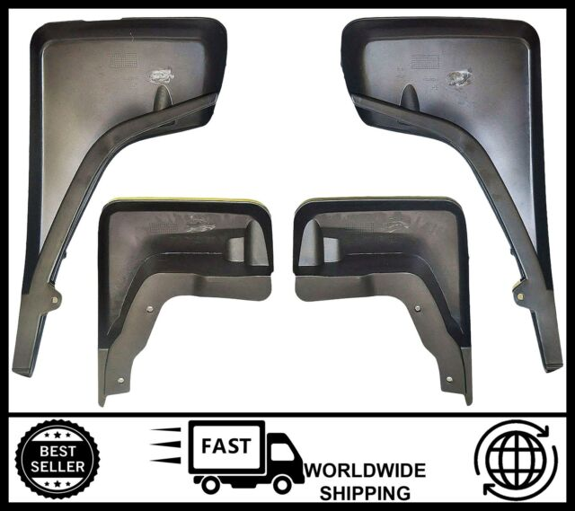 Genuine After Market Land Rover - Freelander 2 Front & Rear Mudflap Set
