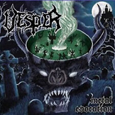 VESPER - Metal Evocation - CD - BLACK / THRASH