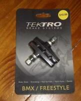 2 Tektro Bmx / Freestyle Threaded Brake Pads