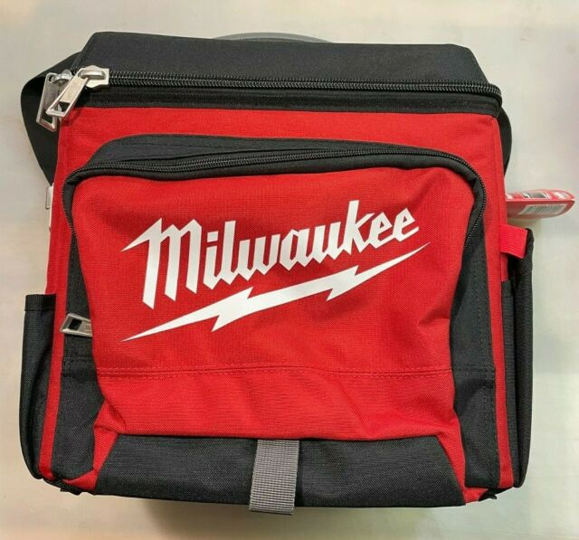 Milwaukee 48-22-8250 Soft Side Jobsite Cooler Lunch Box NEW