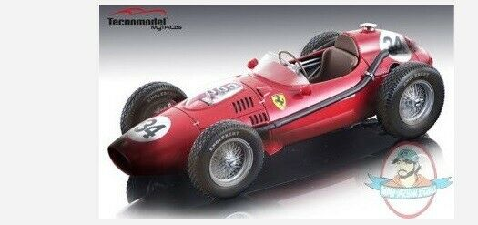 1 18  34 Ferrari Dino 246 F1 1958 Monaco Grand Prix by Acme