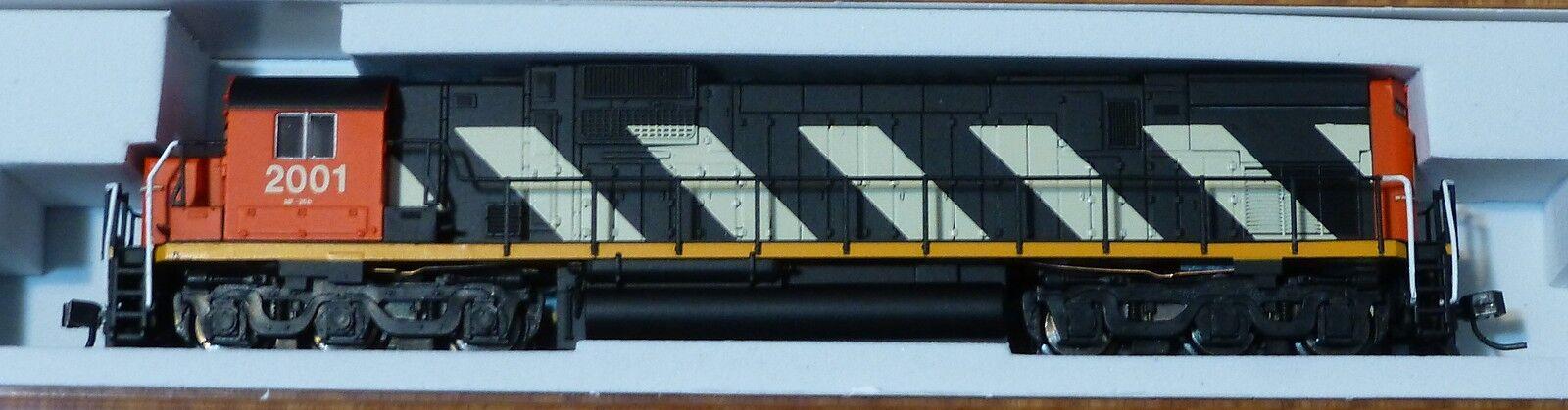 Atlas N nacional canadiense (Rd ) C-630 (Locomotora) Dc