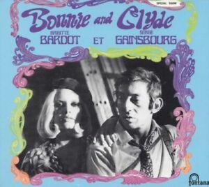 Music-CD-Brigitte-Bardot-Et-Serge-Gainsbourg-Bonnie-And-Clyde