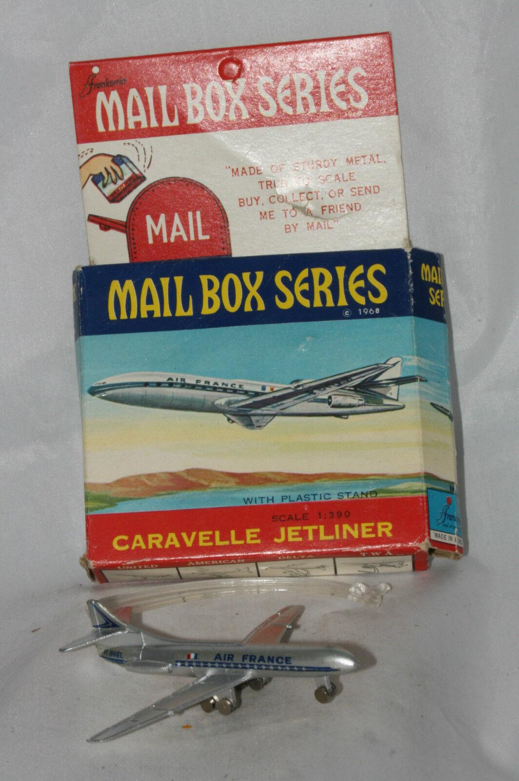 Frankonia Mail låda Series Air France bilavelle Jetliner, ruta