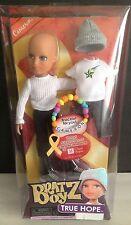 NEW Bratz Boyz True Hope CAMERON Cancer Research Doll