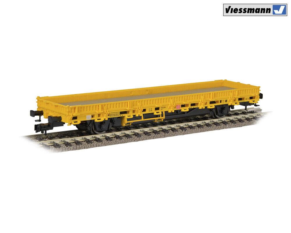 Viessmann 2315 baja bordo carro con propulsión, giallo (DCC + Sound) +++ nuevo en OVP
