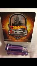2017 Hot Wheels 17th Nationals Convention Drag Dairy Dinner Car 1 of 1600