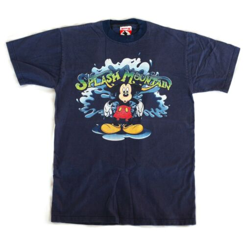 RARE Vintage 1990s Splash Mountain Mickey Disney W