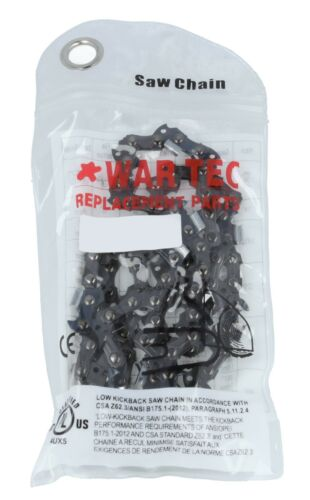 Chainsaw Chain 3//8 050 1.3MM 44 Links