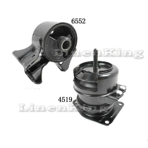 Hydraulic! M039 Engine Motor Mount For 2000-2003 Acura TL Type-S 3.2L Set 2PCS