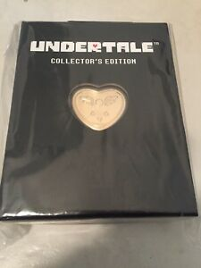 Details about UNDERTALE Collector's Edition (Sony PS Vita, 2017) 14K Gold  Music Box Locket PSV