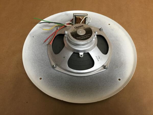 1 Quam-c5 Professional Series Round Ceiling Loud Speaker