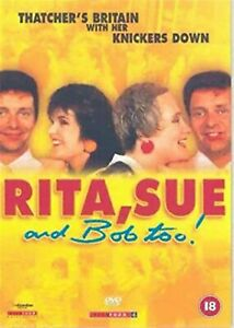 RITA-SUE-AND-BOB-TOO-DVD-Michelle-Holmes-Siobhan-Finneran-Original-UK-Rele-NEW