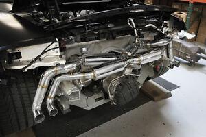 Fabspeed Audi R8 V10 Valvetronic Supersport X Pipe Exhaust System Ebay