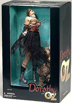 McFarlane Toys Land of Oz 12 Inch Dorothy Boxed Action Figure New from 2007