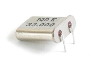 32-000MHz-32MHz-Case-HC-49-U-PCB-Crystal-Xtal-Oscillator-Quarz-Quartz-Oszillator
