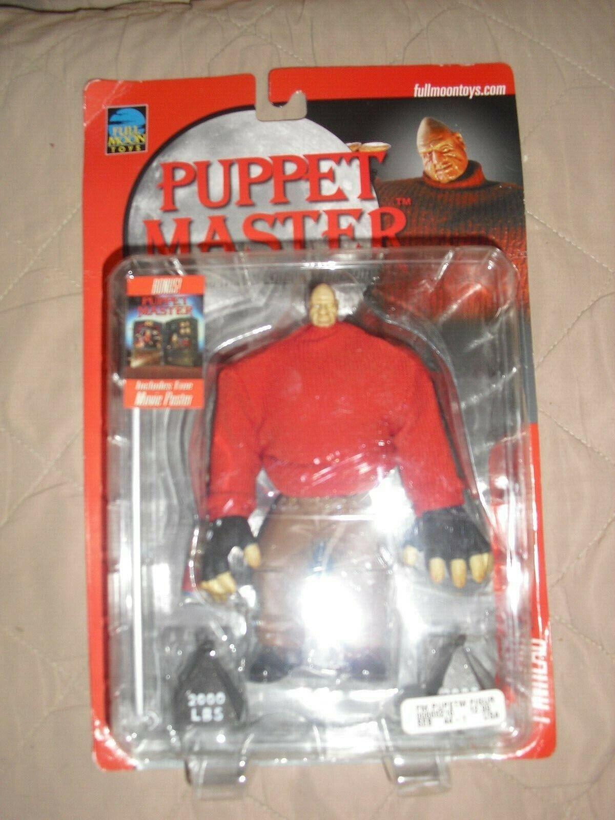 Pinhead puppet master full moon toys nib figure