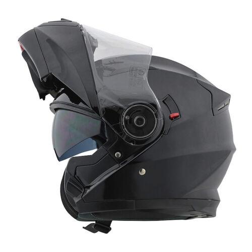 Casco Moto Modulare Motocubo 925 Nero M3H925