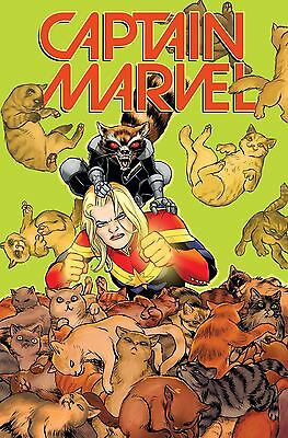 MARVEL NOW COMICS CAPTAIN MARVEL VOL 2 STAY FLY TRADE PAPERBACK TPB DECONNICK