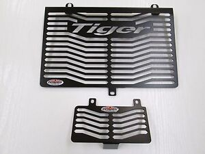 TIGER 955i 0106 RADIATOR amp OIL COOLER PROTECTOR COVER  T011TGPCB T011OCPCB - <span itemprop=availableAtOrFrom>HALIFAX, United Kingdom</span> - Returns accepted Most purchases from business sellers are protected by the Consumer Contract Regulations 2013 which give you the right to cancel the purchase within 14 days after the day  - HALIFAX, United Kingdom