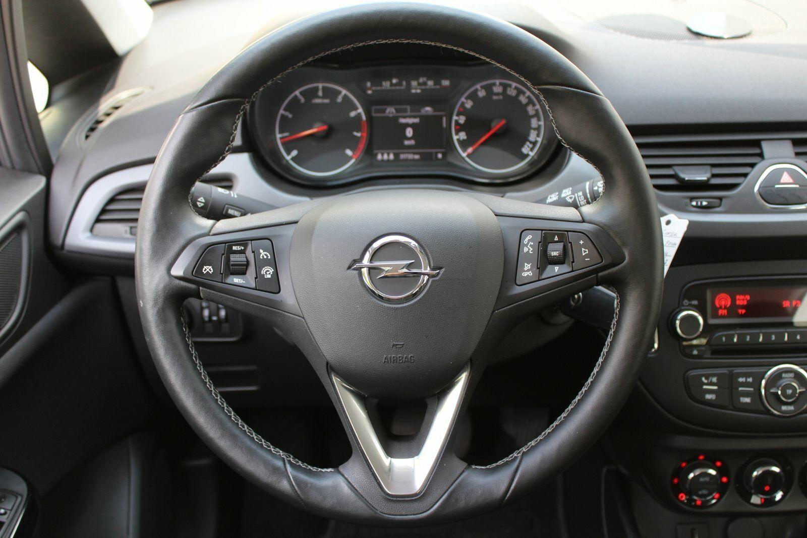 Opel Corsa 1,4 16V Enjoy aut. - billede 7