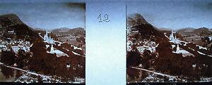 Fotografie die Basilika Notre-Dame-Du-Rosenkranz Sicht von der Burg Um 1920