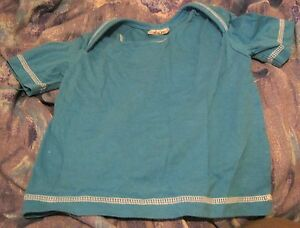 Great middle blue F&F boys T'shirt 12-18 months