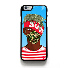 LIL UZI KAKASHI SUPREME #1 iPhone 4/4S 5/5S 5C 6 6S Plus SE Case Cover