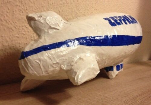 Zeppelin XXL Geldgeschenk Briefbox Kartenbox Umschlagbox Spendenbox Geschenk Box